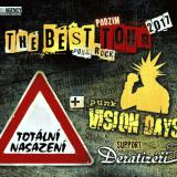 28. 10. 2017, sobota, The Best Tour 2017 – Totální nasazení + Vision Days + Deratizéři