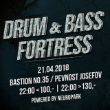 21. 4. 2018, sobota, DRUM AND BASS FORTRESS