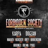 14. 12. 2018, pátek, Enrage D&B w/ Forbidden Society