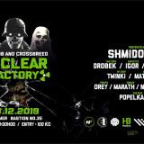 13. 12. 2019, pátek, Nuclear Factory – Hard edition